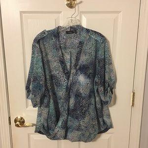 Apt. 9 women's blouse Size 2X